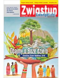 Zwiastun Ewangelicki 4/2018