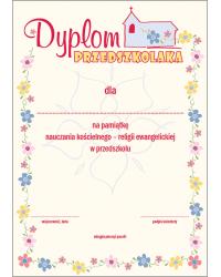 Dyplom przedszkolaka 01