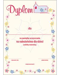 Dyplom dla dzieci 05