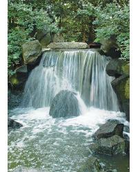 Świadectwo chrztu - wodospad