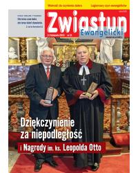 Zwiastun Ewangelicki 21/2018