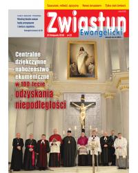 Zwiastun Ewangelicki 22/2018