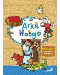 Arka Noego. Kolorowanka z...